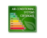 Air Conditioning System Certificate